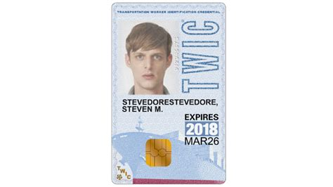 The only difference is that if you haven't gotten into any legal trouble since your last application, then it is really just a formality. Transportation Worker Identification Credential Program - Transport Informations Lane
