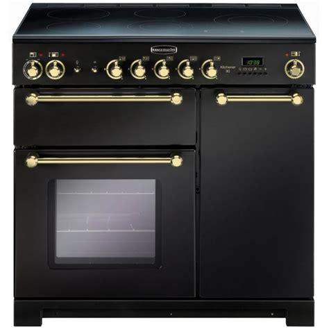 electric range cookers 90cm rangemaster 90cm electric range cooker kch90ecbl b kitchener west midlands electrical