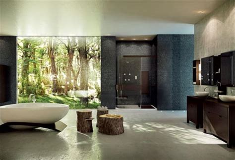 modern nature design bathroom design ideas modern bathroom design