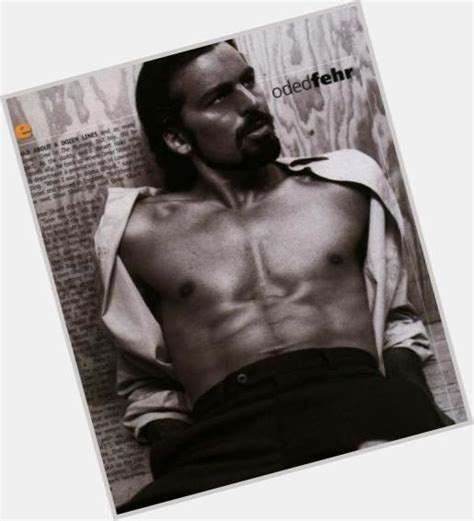 oded fehr official site  man crush monday mcm
