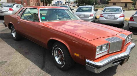 For Sale Usa by Used Car Lot Find 1977 Oldsmobile Cutlass Supreme