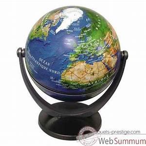 Mini Globe Terrestre : mini globe g ographique stellanova non lumineux mod le classique de jouets globes e ~ Teatrodelosmanantiales.com Idées de Décoration