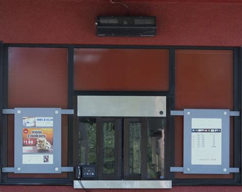 fly fan air curtains for drive thru window on sale