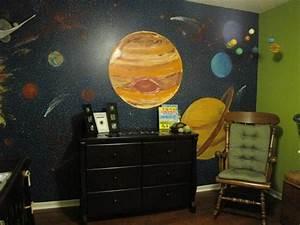 Space theme nursery?!   Kids room   Pinterest