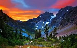 Mountains | Switzerland mountains sunset Wallpapers ...
