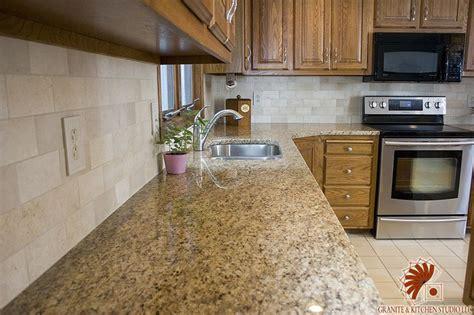 designs of kitchen cupboards backsplashes for giallo ornamental granite search 6682