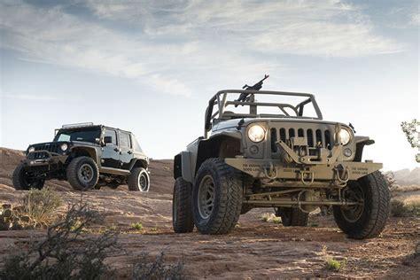 commando jeep hendrick dsi jeep commando wrangler concept debuted at moab up for