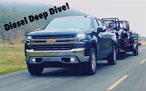 chevy silverado   diesel  state