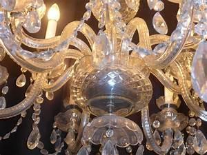 Lustre Pampilles Cristal : lustre a pampilles en cristal de boh me la boutique opio ~ Teatrodelosmanantiales.com Idées de Décoration