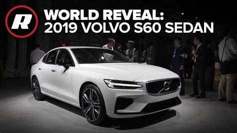 world reveal  born  volvo  sedan youtube