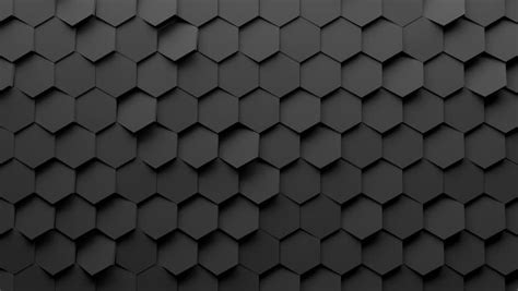 Abstract Black Texture Background Hexagon by Abstract Hexagon Geometry Background 3d Render Of Simple