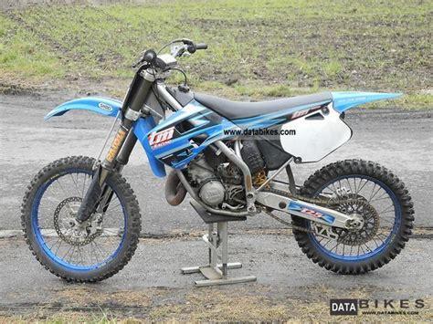 Tm Racing Tm Racing Mx 125 Cross Motozombdrivecom
