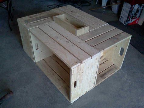 cuisine bois blanc table basse pour le salon en bois de palettes recycled