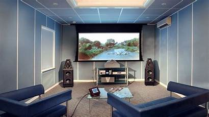 Cinema Wallpapers Theater Seat Desktop Living 1080p