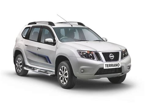 Nissan Car : New Nissan Terrano Suv Photo Gallery
