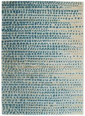 tapis brume    cm gris bleu toulemonde bochart