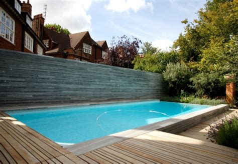 Effektvolle Poolgestaltung Im Garten Archzinenet