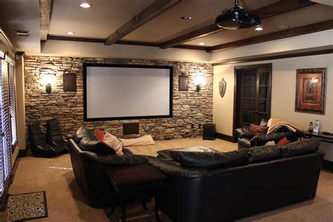 Basement Media Room Surripuinet