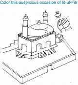 Eid Coloring Pages Al Fitr Ul Printable Sheets Happy Google Printables Festival Studyvillage Coloringkids sketch template