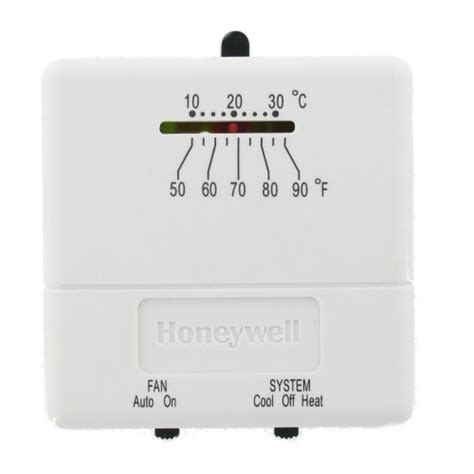 Honeywell Thermostats Heating Cooling