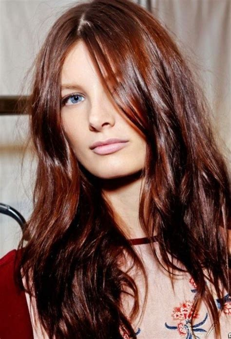 Hair color trends fall winter 2019