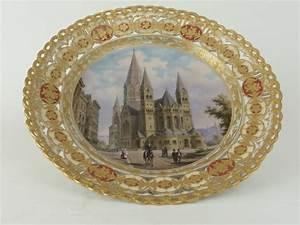 Kpm Porzellan Antik : kpm berlin teller kaiser wilhelm ged chtniskirche ~ Michelbontemps.com Haus und Dekorationen
