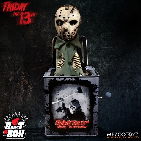 Burst A Box Friday The 13th Part Vii Jason Voorhees