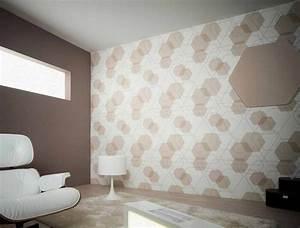 Tapeten Kombinationen Wohnzimmer : 80 wohnzimmer tapeten ideen coole moderne muster ~ A.2002-acura-tl-radio.info Haus und Dekorationen