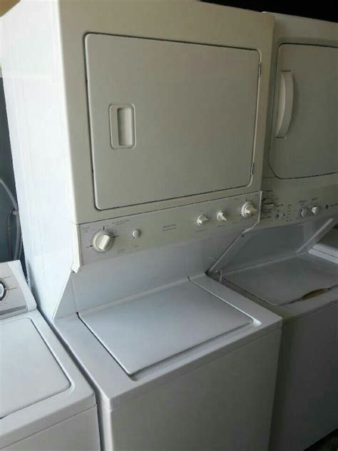 washer  gas dryer stackable combo  sale