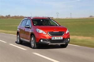 Peugeot 2008 1 2 Puretech 110 : essai peugeot 2008 1 2 puretech 110 le bon choix photo 3 l 39 argus ~ Medecine-chirurgie-esthetiques.com Avis de Voitures