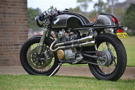 honda cb350 limited edition cafe racer return of the cafe racers
