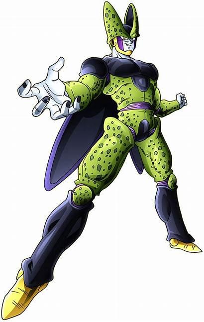 Cell Perfect Deviantart Render Xkeeperz Dragon Ball