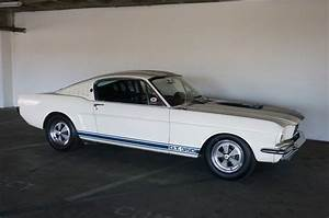Garage-Find 1965 Ford Shelby G.T. 350 Comes Home After Nearly 50 Years - Hot Rod Network