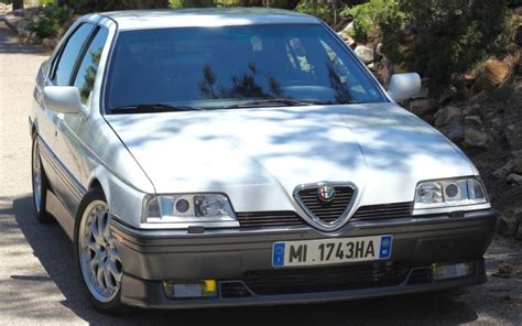 Alfa Romeo 164s by 1991 Alfa Romeo 164s Deadclutch