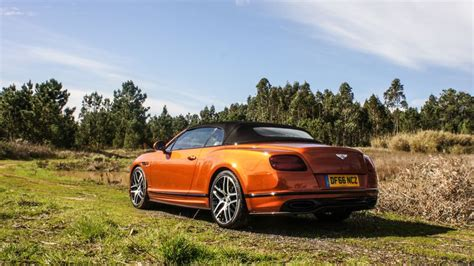 2017 Bentley Continental Supersports Release Date, Price
