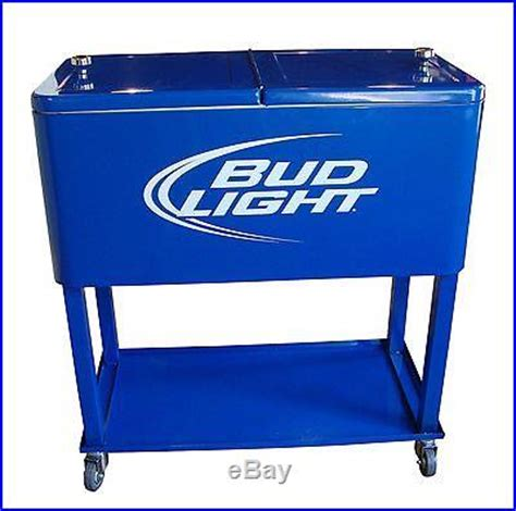 bud light yeti cooler coolers and ice chests blog archive bud light rolling