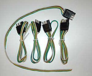 Marine Wiring Harnes Connector by 5 Wiring Harness 4 Pin Connector Trailer End Bond 4 Way