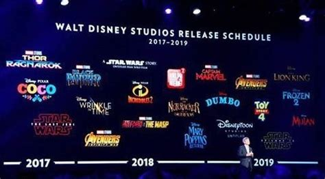 upcoming disney movies release schedule   elly