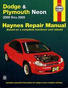 Dodge  U0026 Plymouth Neon  00