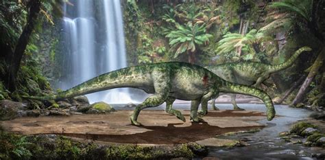 The Dinosaur That Got Away How We Diagnosed A 200million