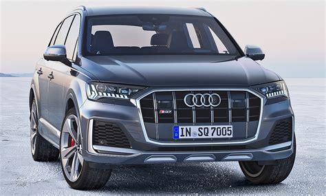 Audi A4 Facelift 2019 Motor Ausstattung by Audi Sq7 Facelift 2019 Motor Ausstattung Autozeitung De