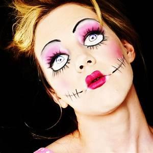 Halloween Make Up Puppe : makeup by louisa halloween doll make up ~ Frokenaadalensverden.com Haus und Dekorationen