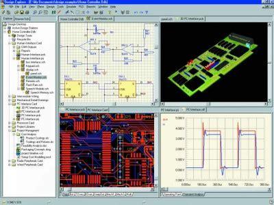 altium designer blue ridge test cad
