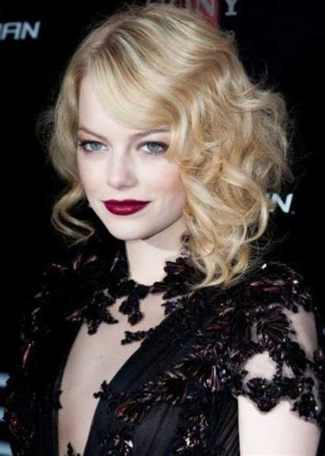 Best Bob Cuts For Curly Hair Short Hairstyles 2018