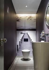 small half bathroom ideas le mur du fond est fantastique comment se le procurer