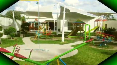 Salon Las Palmas Terraza Jardin Youtube