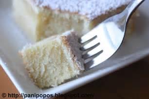 Cake with Coconut Milk Recipe