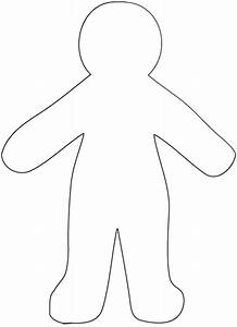 paper doll template category page 1 sawyoocom With large paper doll template