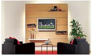 Tv Wandpaneel Holz : tv multifunktionswand ~ Markanthonyermac.com Haus und Dekorationen