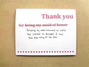 Funny Thank You Cards Wedding